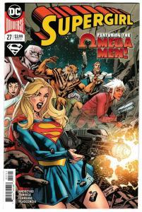 Supergirl #27 Main Cvr (DC, 2019) NM