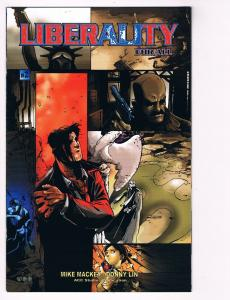 Liberality For All # 1 Image Comic Books Hi-Res Scans Awesome Issue WOW!!!!! S10