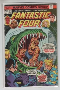 FANTASTIC FOUR (1961 MARVEL) #161 VG/FN A98417