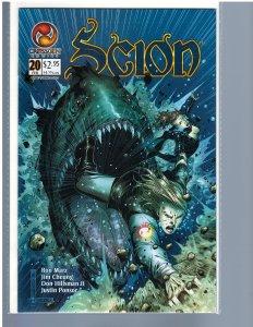 Scion #20 (2002) NM