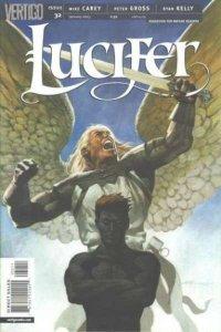 Lucifer (2000 series) #32, NM + (Stock photo)