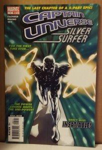 Captain Universe / Silver Surfer #1 (2006)