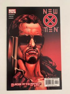 New X-Men #141 Murder at the Mansion 3 of 3  2001 Marvel Comics NM