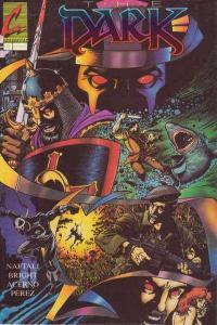 Dark (1990 series) #4, NM + (Stock photo)