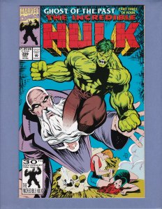 Incredible Hulk #399 NM- Dr Strange Leader Marvel 1992