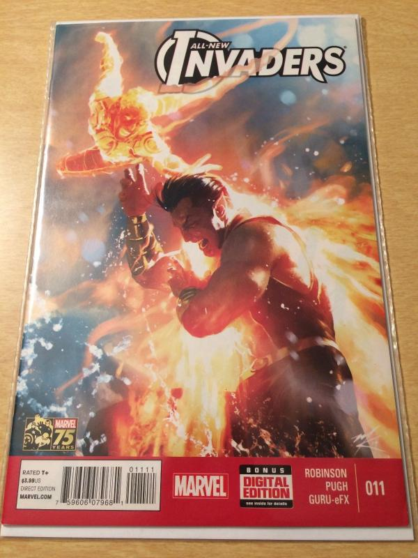 All New Invaders # 11