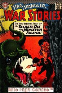 STAR SPANGLED WAR STORIES (1952 Series) #130 Very Good Comics Book