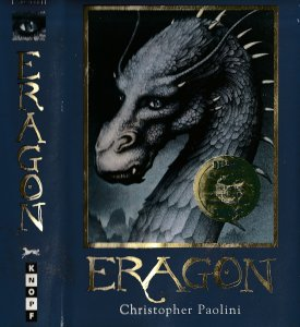 Eragon Inheritance Cycle Book 1 Hardcover by Christopher Paolini