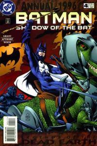 Batman: Shadow of the Bat Annual #4, NM (Stock photo)