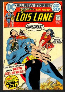 Superman's Girl Friend, Lois Lane #125 (1972)