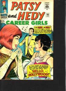 PATSY AND HEDY #105 HOLLYWOOD PAPER DOLLS 1966 MARVEL FN