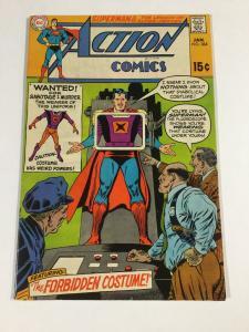 Action Comics 384 Vf- Very Fine- Dc Bronze Age