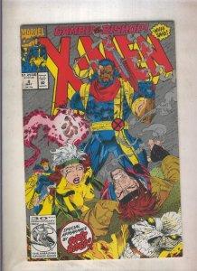 X Men volumen 1 numero 008 (mayo 1992)