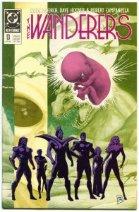 WANDERERS #13, VF/NM, Doug Moench, DC 1988 1989  more DC in store
