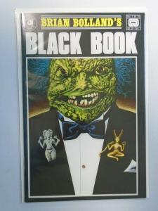 Brian Bolland's Black Book #1 6.0/FN (1985)