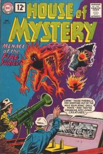 House of Mystery (1951 series) #117, VG- (Stock photo)