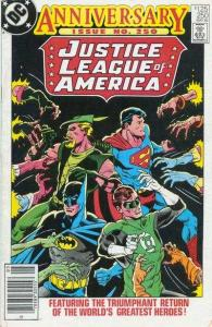 Justice League of America (1960 series) #250, VF (Stock photo)