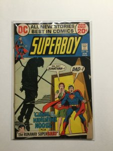 Superboy 189 Vey Good Vg 4.0 Dc Comics