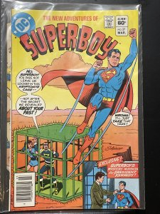 The New Adventures of Superboy #27 (1982)