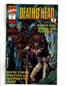 Death's Head II (UK) #3 (1992) YY3