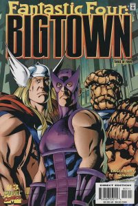 Big Town (Marvel) #3 VF/NM; Marvel   save on shipping - details inside