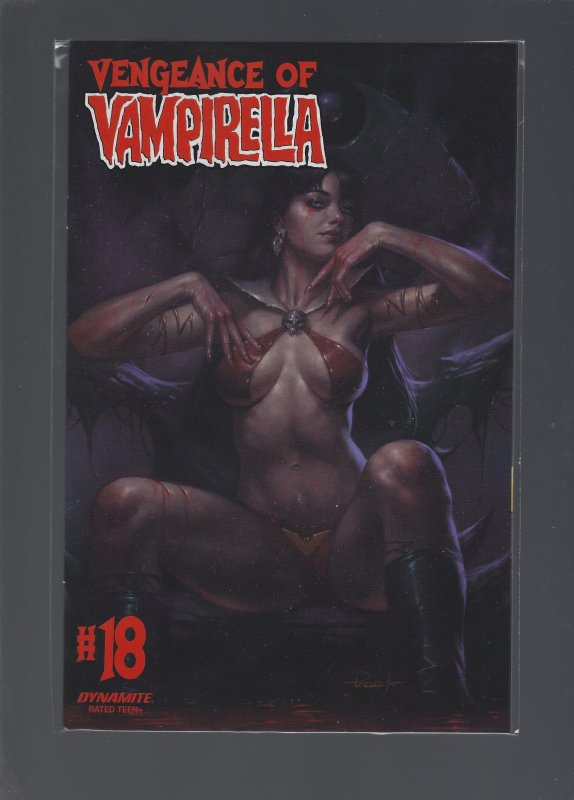 Vengeance of Vampirella #18