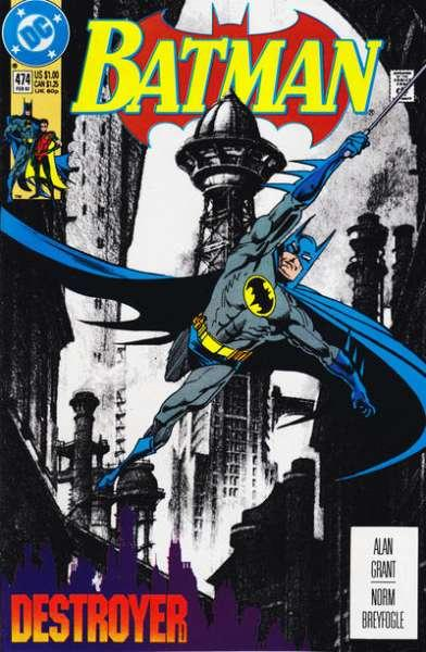 Batman (1940 series) #474, VF (Stock photo)