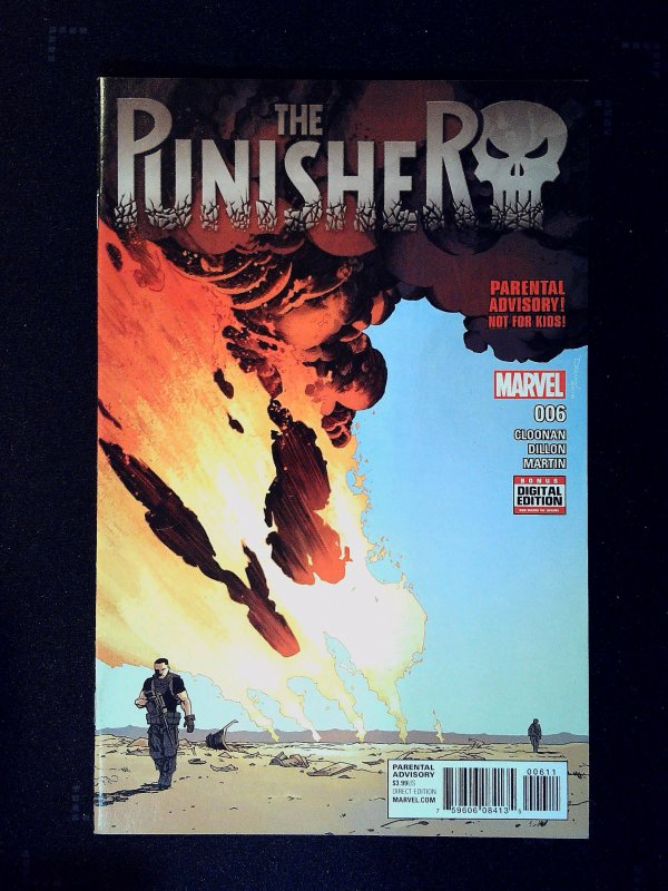 The Punisher #6 (2016)
