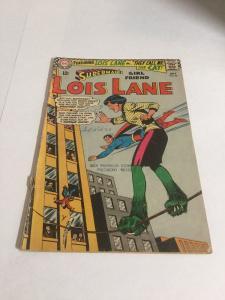Superman's Girlfriend Lois Lane 66 Gd+ Good+ 2.5 Bottom Staple Detached DC SA
