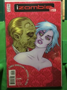 I Zombie #19