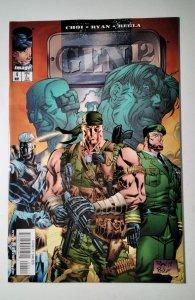 Gen12 #4 (1998) Image Comic Book J756