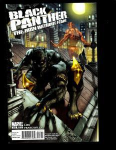 7 Black Panther Marvel Comics # 513 514 515 516 517 518 519 Luke Cage Thor GK6
