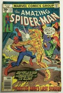 AMAZING SPIDER-MAN#173 VG/FN 1977 MARVEL BRONZE AGE COMICS