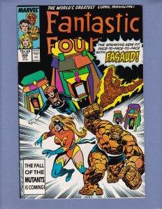 Fantastic Four #309 VF Marvel 1987