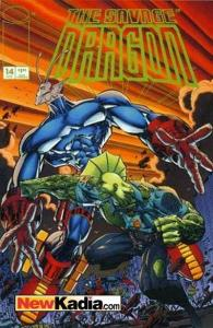 Savage Dragon (1993 series) #14, NM (Stock photo)