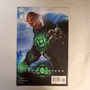 Green Lantern Movie Prequel Kilowog 1 Near Mint-