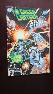 Green Lantern Silver Surfer Unholy Alliances #1 - 9.0? - 1995