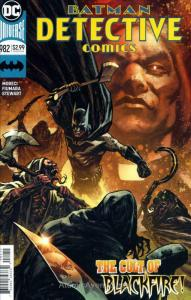 Detective Comics #982 VF/NM; DC | save on shipping - details inside