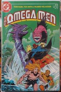 The Omega Men #14 (1984)