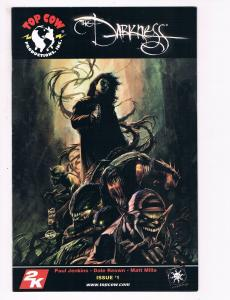 The Darkness # 1 NM Top Cow Comic Books Matt Milla Dale Keown S92