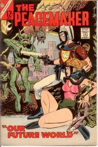 PEACEMAKER (1967 CH) 3 VF   July 1967 COMICS BOOK