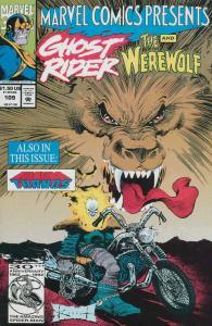 Marvel Comics Presents #109 FN; Marvel | save on shipping - details inside