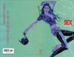 Sex #13 VF/NM; Image | save on shipping - details inside