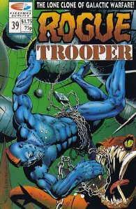 Rogue Trooper (1st Series) #39 FN; Fleetway Quality | save on shipping - details
