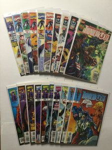 Thunderbolts 1-174 1-190 dark avengers 169 Issue Lot Fn-Nm Fine-Near Mint Marvel