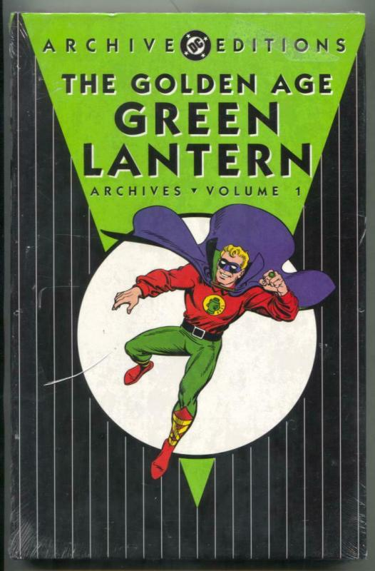 Golden Age Green Lantern Archive Edition Vol. 1 hardcover