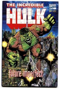 HULK: Future Imperfect #1-1992-George Perez-High Grade Marvel MCU