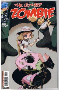 The LITTLEST ZOMBIE #2, NM, 2011, undead, more Horror in store, Fred Perry