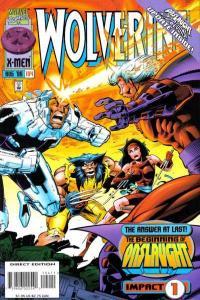 Wolverine (1988 series) #104, NM (Stock photo)