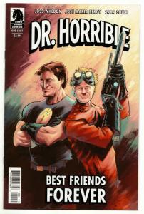 Dr. Horrible One Shot Main Cvr A  (Dark Horse, 2018) NM
